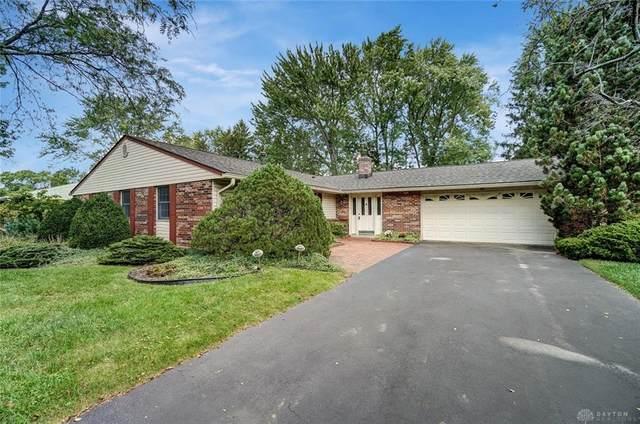 613 Hyde Park Drive, Washington TWP, OH 45429 (#849298) :: Century 21 Thacker & Associates, Inc.