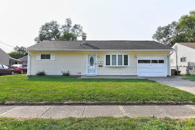 284 Marchmont Drive, Fairborn, OH 45324 (MLS #849311) :: The Gene Group