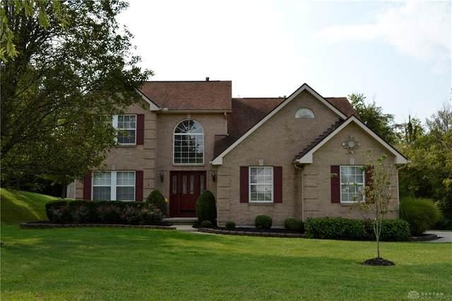 117 Ashbrook Trail, Farmersville, OH 45325 (MLS #849319) :: The Gene Group