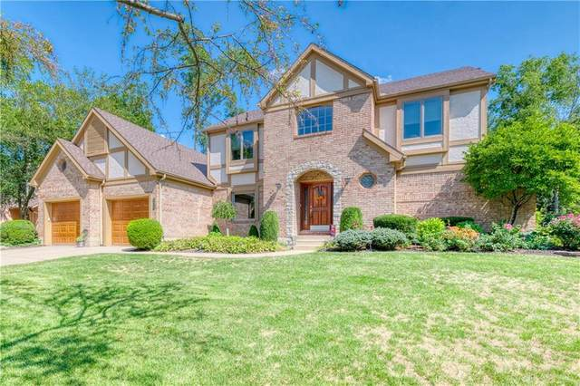 7046 Quaker Trace Court, Butler Township, OH 45414 (MLS #849332) :: The Gene Group