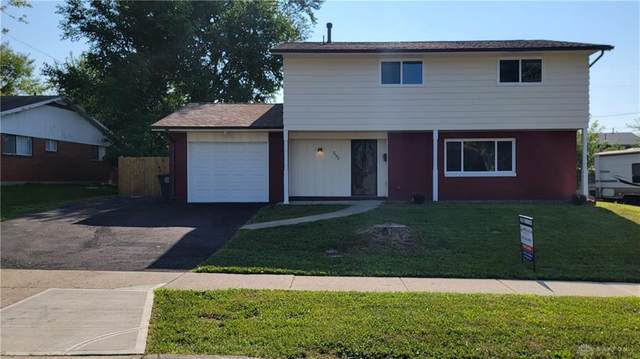 7150 Troy Manor Road, Huber Heights, OH 45424 (MLS #849349) :: The Gene Group