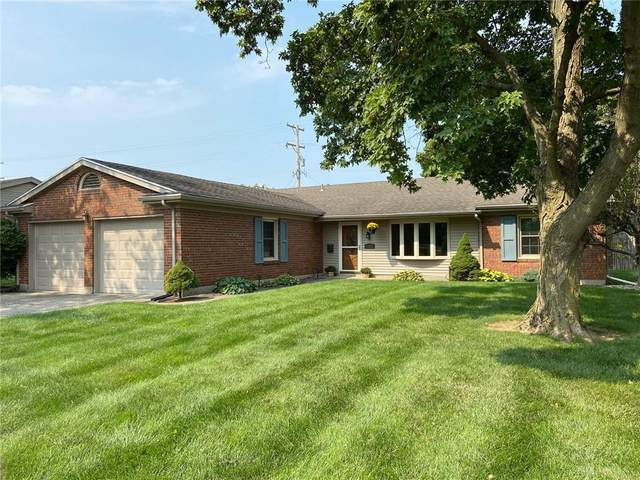1385 Cornish Road, Troy, OH 45373 (MLS #849350) :: The Gene Group