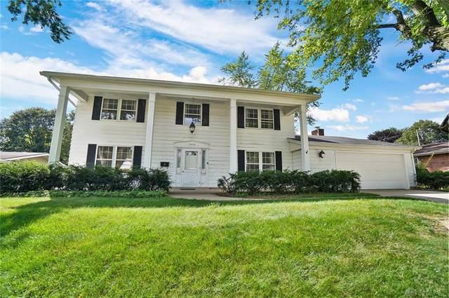 1332 Redbud Drive, Fairborn, OH 45324 (MLS #849353) :: The Gene Group