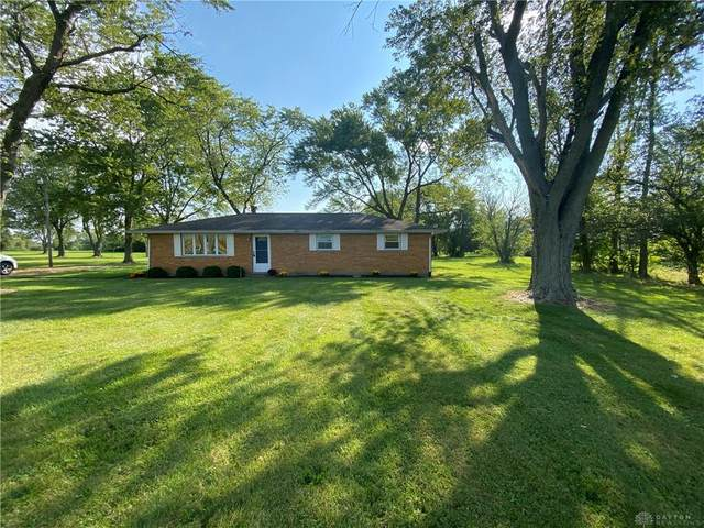 3786 Johnsville Brookville Road, Brookville, OH 45309 (#849367) :: Century 21 Thacker & Associates, Inc.