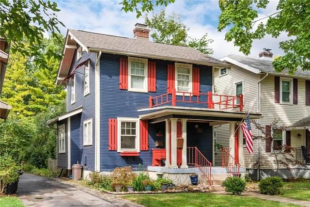 411 Aberdeen Avenue, Oakwood, OH 45419 (MLS #849447) :: The Westheimer Group
