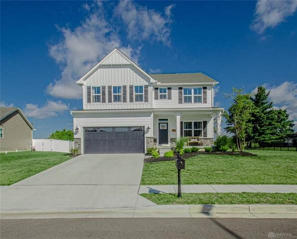1133 Red Maple Drive, Troy, OH 45373 (MLS #849460) :: The Westheimer Group