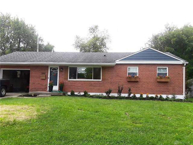 1610 Carolyn Drive, Miamisburg, OH 45342 (MLS #849503) :: The Gene Group
