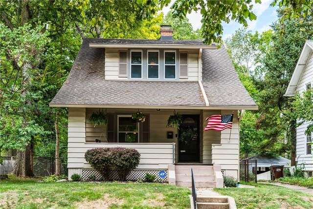 1543 Crescent Boulevard, Kettering, OH 45409 (MLS #849509) :: Bella Realty Group