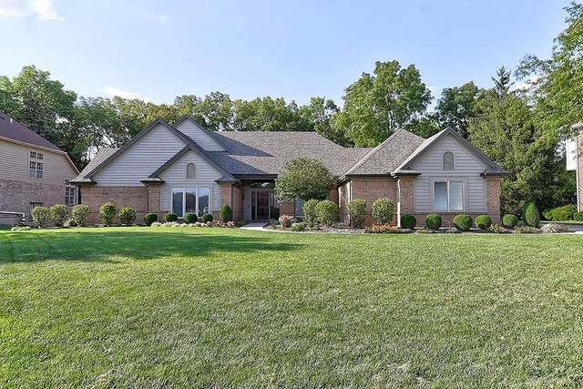 45 Lincolnshire Lane, Springboro, OH 45066 (MLS #849530) :: The Westheimer Group