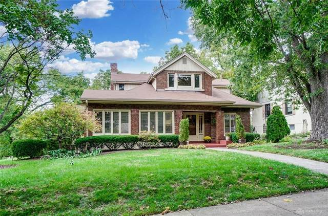 405 Ridgewood Avenue, Oakwood, OH 45409 (MLS #849541) :: The Gene Group