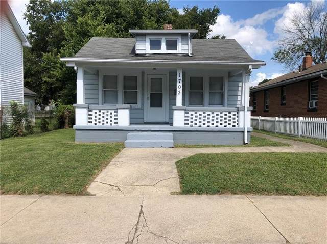 1703 Meadow Avenue, Middletown, OH 45044 (MLS #849576) :: The Gene Group