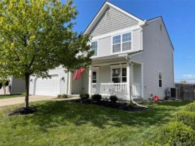 557 Preservation Street, Fairborn, OH 45324 (MLS #849631) :: The Westheimer Group