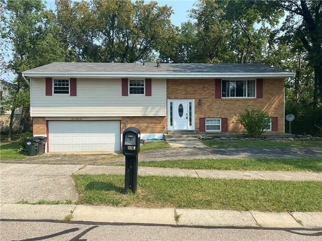 331 Trumpet Drive, West Carrollton, OH 45449 (#849706) :: Century 21 Thacker & Associates, Inc.