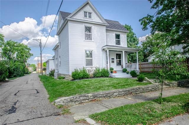 11 E Oak Street, West Alexandria, OH 45381 (MLS #849708) :: The Gene Group