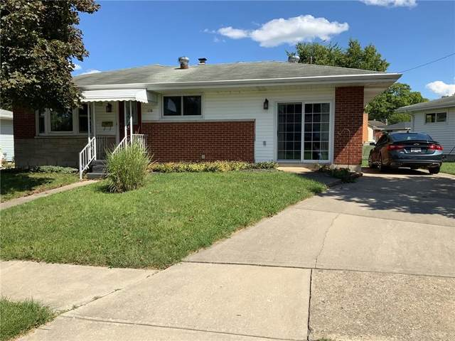 1218 Overlook Drive, Fairborn, OH 45324 (MLS #849720) :: The Gene Group