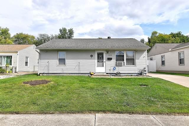268 N Westview Avenue, Dayton, OH 45403 (MLS #849721) :: The Gene Group