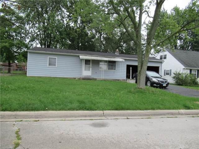 205 Surrey Lane, Greenville, OH 45331 (MLS #849731) :: The Gene Group
