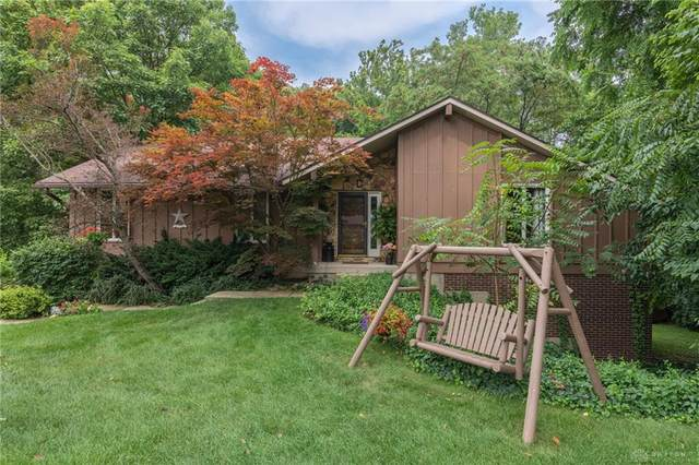 6155 Millbank Drive, Centerville, OH 45459 (MLS #849736) :: Bella Realty Group