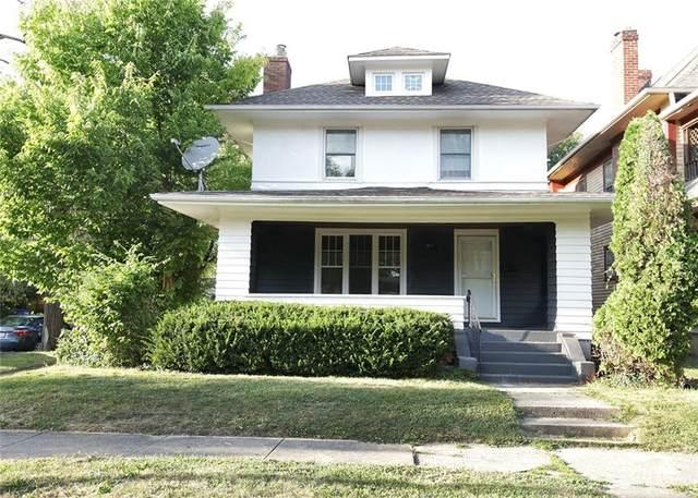 523 Homewood Avenue, Dayton, OH 45405 (MLS #849774) :: The Gene Group
