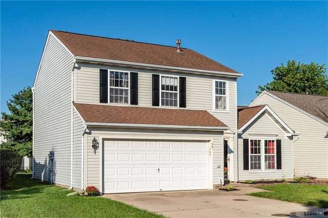 55 Blose Court, Springboro, OH 45066 (MLS #849806) :: The Westheimer Group