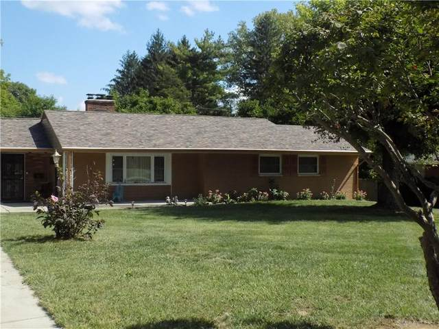 6318 Janice Place, Clayton, OH 45415 (MLS #849815) :: The Gene Group