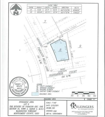 9342 Paragon Mills Lane, Washington TWP, OH 45458 (MLS #849816) :: The Gene Group