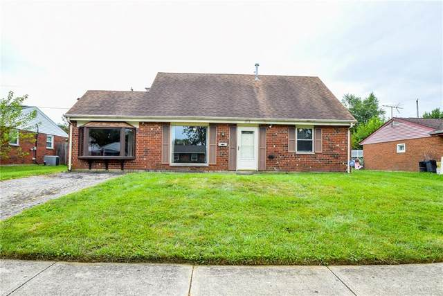1913 Vermont Drive, Xenia, OH 45385 (MLS #849841) :: The Gene Group