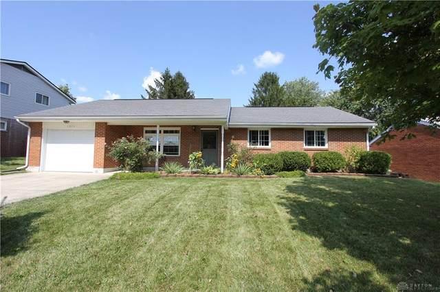 1075 Wollenhaupt Drive, Vandalia, OH 45377 (MLS #849849) :: Bella Realty Group
