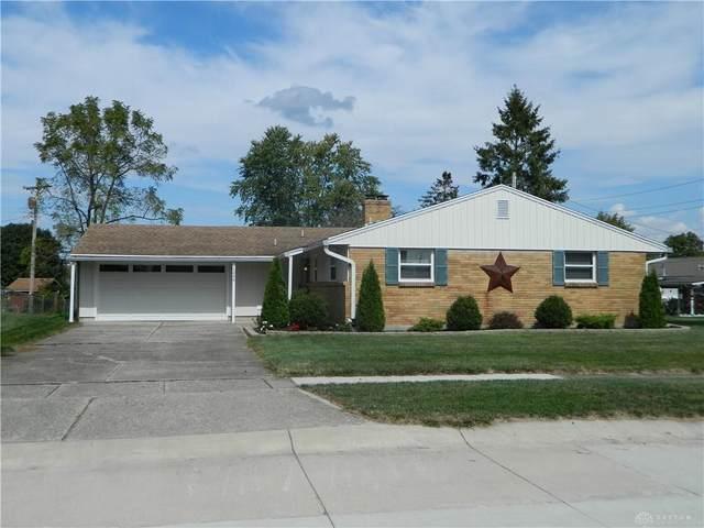 1249 Cloverfield Avenue, Kettering, OH 45429 (MLS #849850) :: The Gene Group