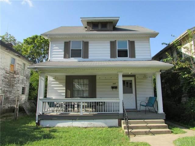 117 Laura Avenue, Dayton, OH 45405 (MLS #849856) :: The Gene Group