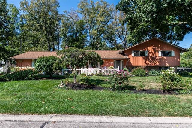 7795 Raintree Road, Centerville, OH 45459 (MLS #849884) :: The Gene Group