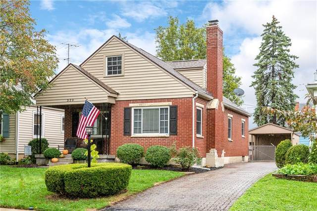 320 Cushing Avenue, Kettering, OH 45429 (MLS #849885) :: The Westheimer Group