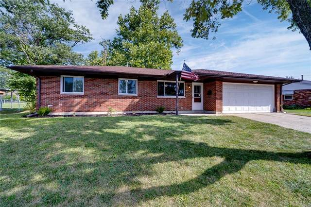 7249 Charlesworth Drive, Huber Heights, OH 45424 (MLS #849921) :: The Gene Group