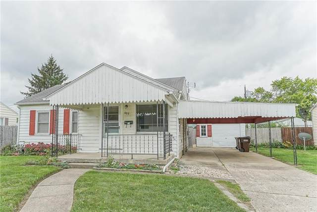 408 Lewis Drive, Fairborn, OH 45324 (MLS #849924) :: The Gene Group