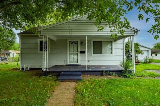 103 Allen Place, West Carrollton, OH 45449 (#849940) :: Century 21 Thacker & Associates, Inc.