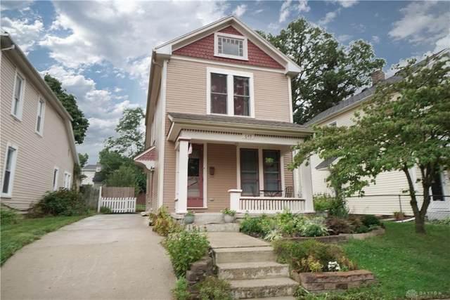 649 Chestnut Street, Xenia, OH 45385 (MLS #849950) :: The Gene Group
