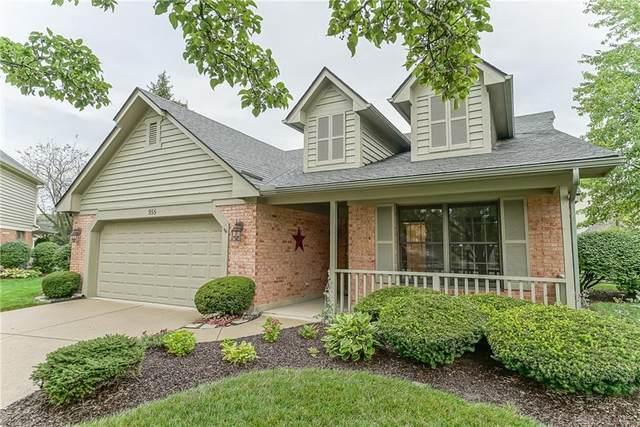 955 Buck Spring Circle, Centerville, OH 45459 (#849982) :: Century 21 Thacker & Associates, Inc.