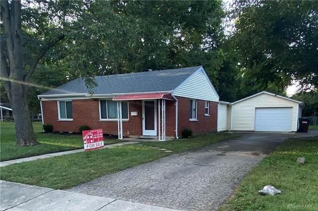 317 Grand Avenue, Trotwood, OH 45426 (#849988) :: Century 21 Thacker & Associates, Inc.