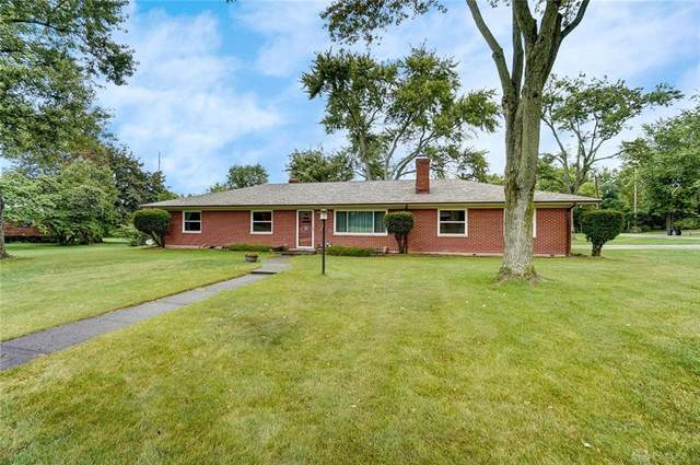 7202 Mckenna Place, Clayton, OH 45322 (MLS #849998) :: The Gene Group