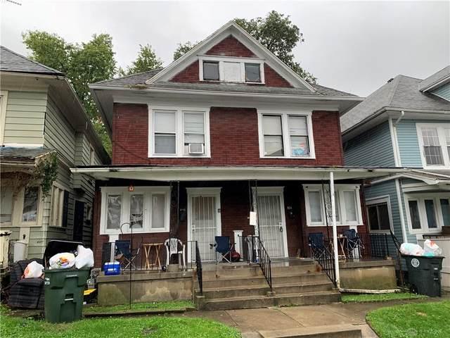 924 Huffman Avenue, Dayton, OH 45403 (MLS #850000) :: The Gene Group
