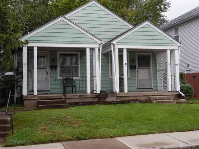 106 S Sperling Avenue, Dayton, OH 45403 (MLS #850004) :: The Gene Group