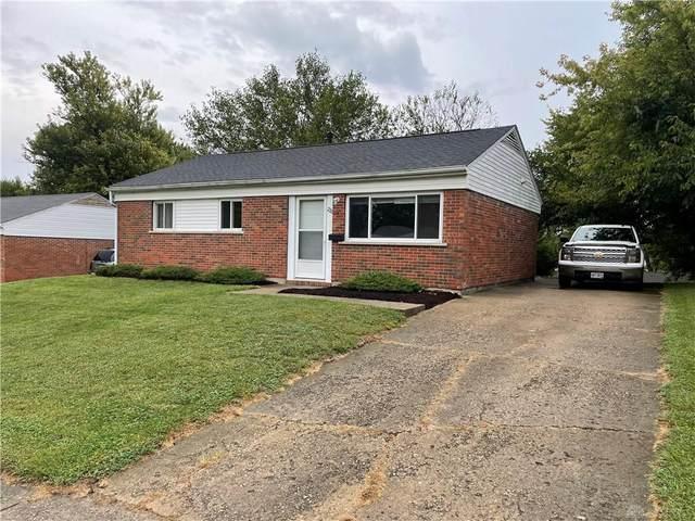 227 W Garland Avenue, Fairborn, OH 45324 (MLS #850008) :: The Gene Group