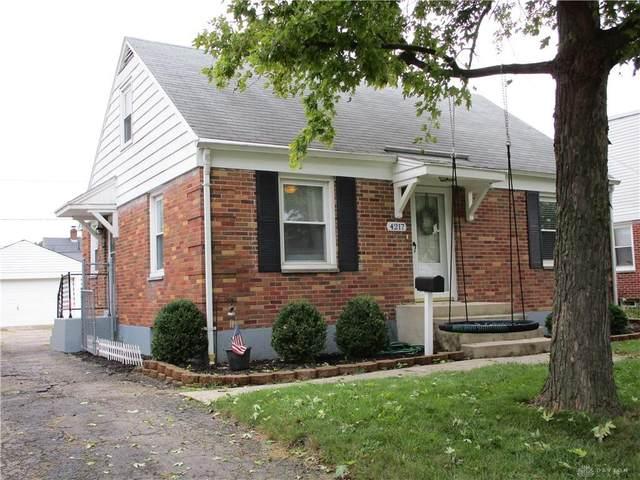4217 Cleveland Avenue, Dayton, OH 45410 (MLS #850010) :: The Gene Group