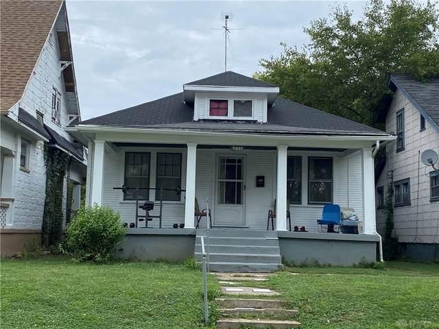 2025 Oakridge Drive, Dayton, OH 45417 (MLS #850013) :: The Gene Group