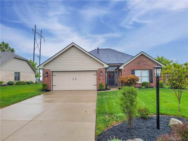 1509 Rockleigh Road, Washington TWP, OH 45458 (MLS #850021) :: The Gene Group