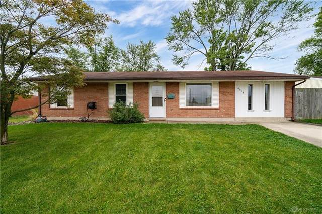 6814 Pablo Drive, Huber Heights, OH 45424 (MLS #850023) :: The Gene Group