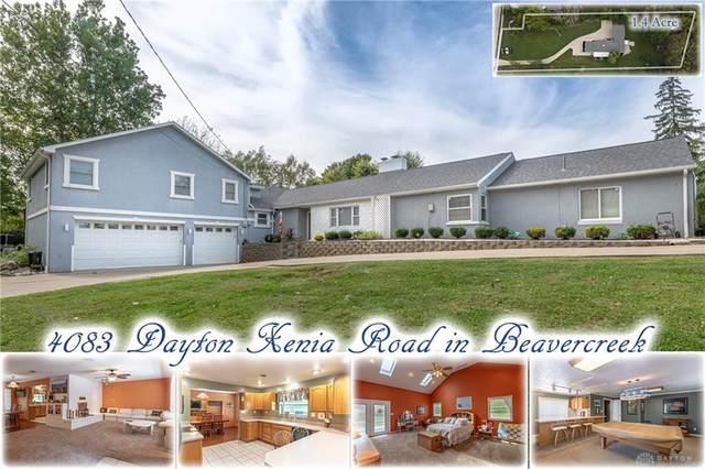 4083 Dayton Xenia Road, Beavercreek, OH 45432 (MLS #850031) :: The Gene Group