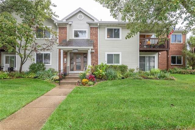 1500 Lake Pointe Way #7, Centerville, OH 45459 (MLS #850060) :: The Gene Group