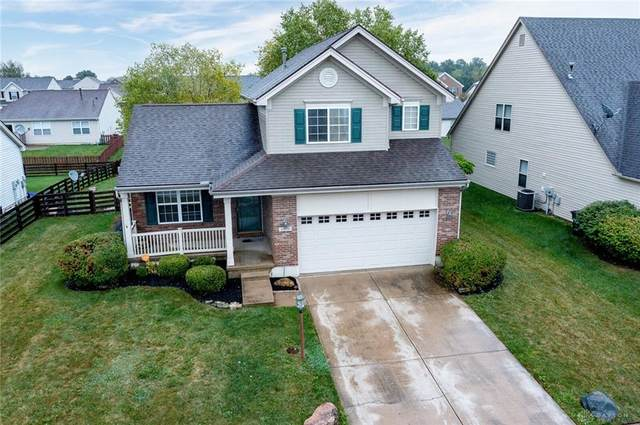 6908 Grovebelle Drive, Huber Heights, OH 45424 (MLS #850075) :: The Westheimer Group