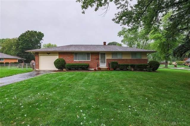 4601 Ridgebury Drive, Kettering, OH 45440 (MLS #850078) :: The Gene Group